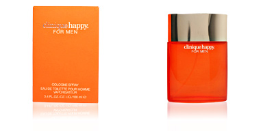 Clinique HAPPY MEN edc vaporizador 100 ml
