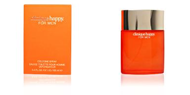 Clinique HAPPY MEN eau de colonia vaporizador 100 ml