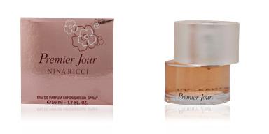 Nina Ricci PREMIER JOUR eau de perfume vaporizador 50 ml