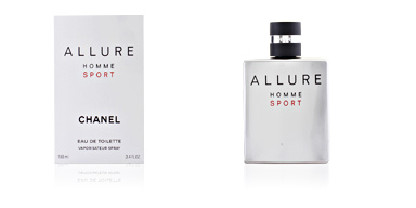 Chanel ALLURE HOMME SPORT edt vaporizador 100 ml