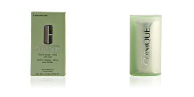 Clinique FACIAL SOAP mild with dish 100 gr
