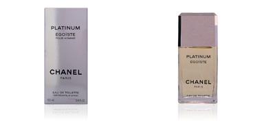 Chanel EGOISTE PLATINUM edt vaporizador 100 ml