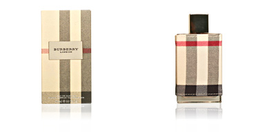 Burberry LONDON eau de perfume vaporizador 100 ml