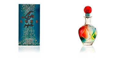 Jennifer Lopez LIVE LUXE eau de perfume vaporizador 100 ml