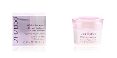Shiseido WHITE LUCENCY recovery night cream 40 ml