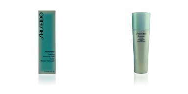 Shiseido PURENESS foaming cleansing fluid 150 ml