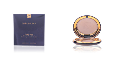 Estee Lauder DOUBLE MATTE pressed powder #03-medium 14 gr