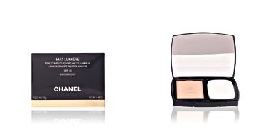 Chanel MAT LUMIERE compact #80-contour 13 gr