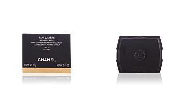 Chanel MAT LUMIERE compact refill #40-sable 13 gr