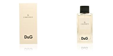Dolce & Gabbana 6 - L'AMOUREUX eau de toilette vaporizador 100 ml