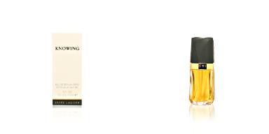Estee Lauder KNOWING eau de perfume vaporizador 15 ml