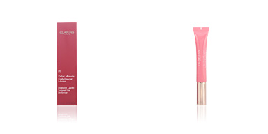 Clarins ECLAT MINUTE embelisseur lèvres #01-rose shimmer 12 ml