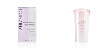 Shiseido WHITE LUCENCY protective day emulsion SPF15 75 ml