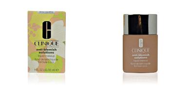 Clinique ANTI-BLEMISH liquid found #05-fresh beige 30 ml