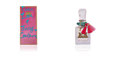 Juicy Couture PEACE. LOVE AND JUICY eau de perfume vaporizador 50 ml