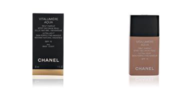 Chanel VITALUMIERE AQUA fluide #40-beige 30 ml