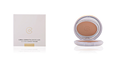 Collistar SILK EFFECT compact powder #04-cappuccino 7 gr