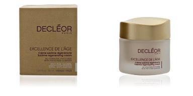 Decleor EXCELLENCE DE L'AGE crème sublime régénérante 50 ml