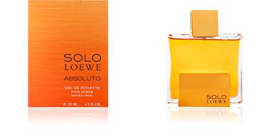 Loewe SOLO LOEWE ABSOLUTO edt zerstäuber 125 ml
