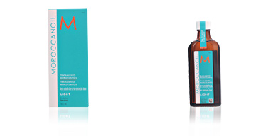 Moroccanoil LIGHT oil treatment for fine & colored hair 100 ml