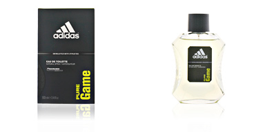 Adidas PURE GAME eau de toilette vaporizador 100 ml