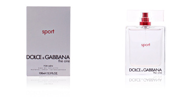 Dolce & Gabbana THE ONE MEN SPORT edt vaporizador 100 ml