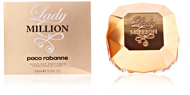 LADY MILLION body cream 300 ml
