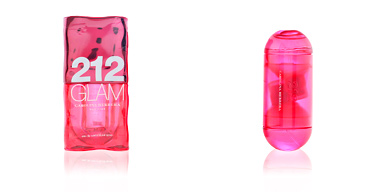 Carolina Herrera 212 GLAM limited edition eau de toilette vaporizador 60 ml