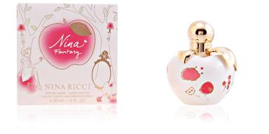 Nina Ricci NINA FANTASY eau de toilette vaporizador limited edition 50 ml