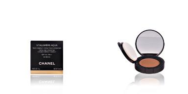 Chanel VITALUMIERE AQUA cpct #50-beige 12 gr