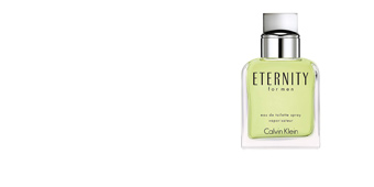 Calvin Klein ETERNITY MEN eau de toilette vaporizador 100 ml