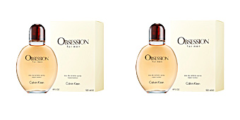 Calvin Klein OBSESSION MEN edt spray 125 ml