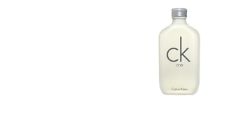 Calvin Klein CK ONE edt vaporizador 100 ml