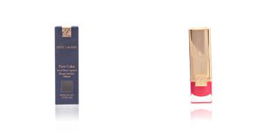 Estee Lauder PURE COLOR VIVID SHINE lipstick #poppy love 3,8 gr