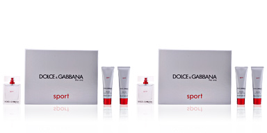 Dolce & Gabbana THE ONE MEN SPORT LOTE 3 pz