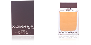 Dolce & Gabbana THE ONE MEN eau de toilette vaporizador 150 ml