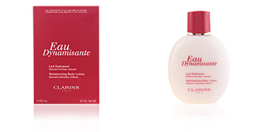 Clarins EAU DYNAMISANTE lait hydratant 250 ml