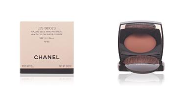 Chanel LES BEIGES poudre #60 12 gr