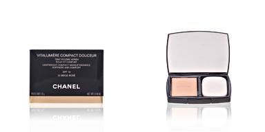 Chanel VITALUMIERE COMPACT DOUCEUR #32-beige rosé 13 gr