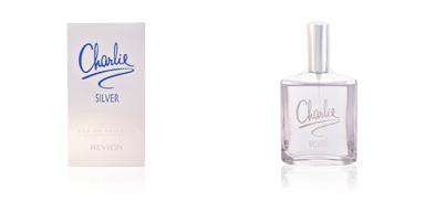Revlon REVLON CHARLIE SILVER eau de toilette vaporizador 100 ml