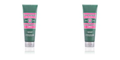 L'Occitane AROMACHOLOGY après-shampooing éclat&couleur tube 250 ml