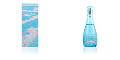 Davidoff COOL WATER WOMAN CORAL REEF eau de toilette vaporizador 100 ml