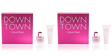 Calvin Klein DOWNTOWN COFFRET 2 pz