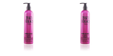 Tigi BED HEAD DUMB BLONDE shampoo damaged hair 400 ml