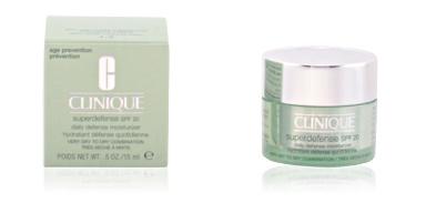 Clinique SUPERDEFENSE SPF20 daily defense moisturizer I/II 15 ml