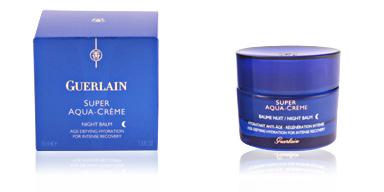 Guerlain SUPER AQUA-CRÈME baume nuit régénération intense 50 ml