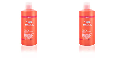 Wella ENRICH shampoo fine/normal hair 500 ml