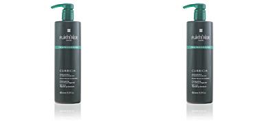 Rene Furterer CURBICIA oily scalp purifying clay shampoo 600 ml