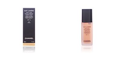 Chanel MAT LUMIERE fluide #42-pétale 30 ml