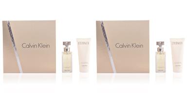 Calvin Klein ETERNITY COFFRET 2 pz